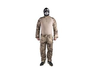 Форма компл. Combat shirt+штаны Atack L