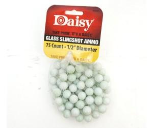 Шарики для рогатки Daisy, керамические (75 штук)