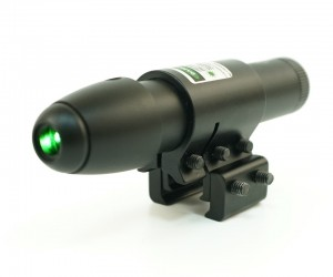 Лазерный целеуказатель Combat 202-532 (зеленый) на Weaver