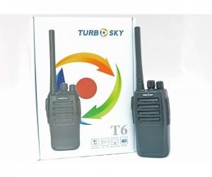 Радиостанция (рация) Turbosky T6