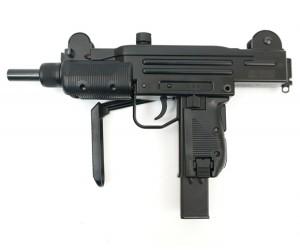 Пневматический пистолет-пулемет Swiss Arms SA-Protector (Uzi)