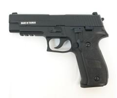Страйкбольный пистолет KJW SigSauer P226 Gas (KP-01.GAS)
