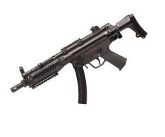 Страйкбольный пистолет-пулемет G&G TGM A5 Retcactable (H&K MP5) TGP-PM5-A5R-BBB-NCM