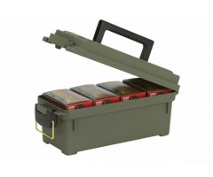 Ящик Plano для гладкоствольных патронов на 4 пачки, влагозащищенный, 121202