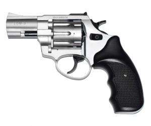 Сигнальный револьвер LOM-S (хром)