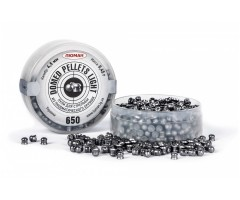 Пули Люман Domed Pellets light 4,5 мм, 0,45 грамм, 650 штук