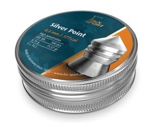 Пули H&N Silver Point 4,5 мм, 0,75 грамм, 500 штук
