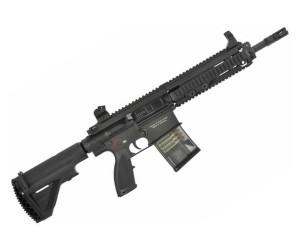 """Страйкбольный автомат VFC Umarex HK417 12"""" AEG"""