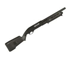 Страйкбольный дробовик Cyma Remington M870 short Magpul, пластик Black (CM.355 BK)