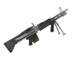 Страйкбольный пулемет A&K M60E4 (MK43)