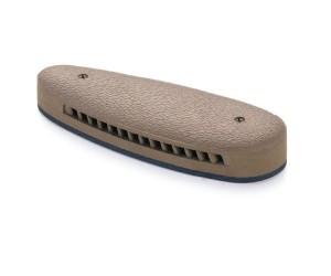 Тыльник для приклада 20 мм, закругленный, вентилируемый (BC006 brown)