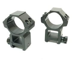 Кольца Leapers AccuShot 30 мм на Weaver, высокие (RGWM-30H4)