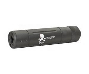 Глушитель Cyma HY-147F 145x30 мм