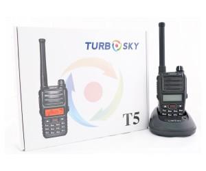 Радиостанция (рация) Turbosky T5