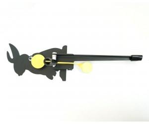 Мишень металлическая «Заяц» Revolving target
