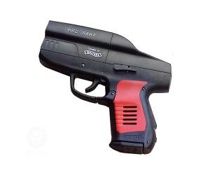 Рукоятка д/ пистолета пневм. Red Hawk (красн)