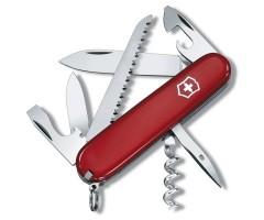Нож складной Victorinox Camper 1.3613 (91 мм, красный)