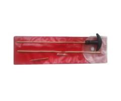 Набор для пневматики в пакете, кал. 4,5мм (латунь, L=500мм)