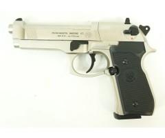 Пневматический пистолет Umarex Beretta M92 FS (никель)