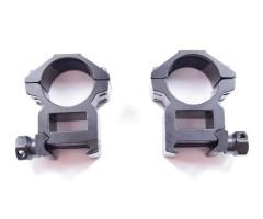 Кольца 25,4 мм на Weaver, низкие (BH-RS25)