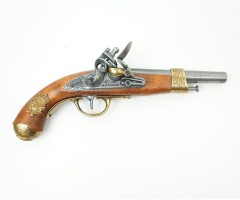 Макет пистолет Наполеона, изготовленный Грибовалем (Франция, 1806 г.) DE-1063