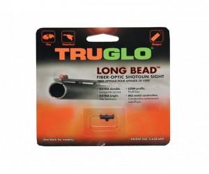 Оптоволоконная мушка Truglo TG947CRM 2,6 мм красная, металлическая, ввинчивающаяся.