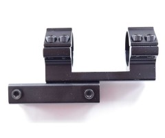 Кронштейн 25,4 мм монолит на «ласточкин хвост», с выносом (BH-MS03)