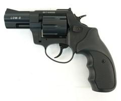 Сигнальный револьвер LOM-S (черный)
