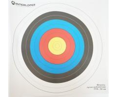 Мишень Interloper влагостойкая 40 см