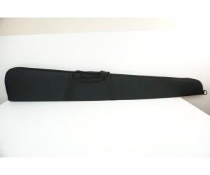 Чехол для ружья 130x20 см, с ремешком и карманом, черный (BGC133)