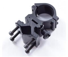 Крепление для подствольного фонаря в обхват ствола (BH-ML02)