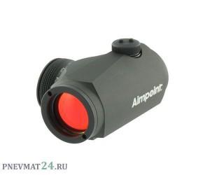 Коллиматорный прицел Aimpoint Micro H-1 (2 MOA)