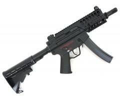 Страйкбольный пистолет-пулемет Galaxy G.5M (MP5 PDW Ris)
