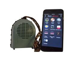 Динамик I-Hunt XSB с Bluetooth для Android/IOS, 600 звуков, 47 животных и птиц