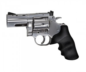 Пневматический револьвер ASG Dan Wesson 715-2,5 Silver