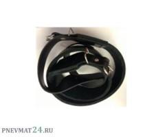 Ремень 2-х слойный, нат. кожа, 35 мм (МВЕ)