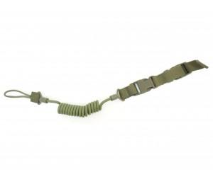 Тренчик пистолетный Multi-functional Adjustable Tactical Pistol Sling OD