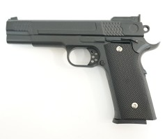Страйкбольный пистолет Galaxy G.20 (Browning HP)