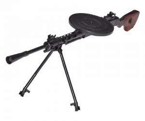 Охолощенный СХП пулемет Дегтярева ДП-27-СХ, 7,62x54