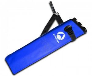 Колчан поясной Centershot Basic (синий)