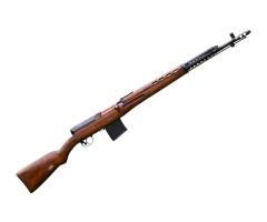Охолощенная СХП винтовка Токарева АВТ-40 (ВПО-924) 7,62x54