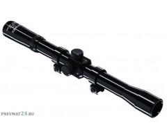 Оптический прицел Umarex 4x20 с высоким креплением