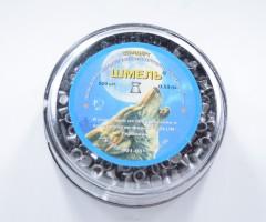 Пули Шмель стандарт (плоские) 4,5 мм, 0,53 г, 500 штук