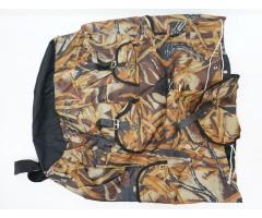 Рюкзак оксфорд, 50 л, камуфляж, со шнуром (МВЕ)