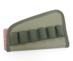 Патронташ Vektor на приклад для патронов 12 калибр из синт. ткани (П-61)