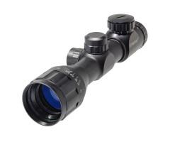 Оптический прицел Veber Black Fox 4x32 AO RG R