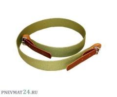 Ремень погонный, брезентовый, 35 мм (МВЕ)