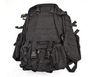 Тактический рюкзак P24 Kms Black (P24-0706)