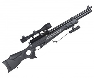 Пневматическая винтовка Hatsan BT 65 RB Elite (PCP, прицел)