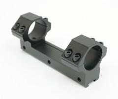 Кронштейн Leapers AccuShot 25,4 мм моноблок на 10-12 мм, средний (RGPM2PA-25M4)
